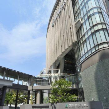 グランフロント大阪タワーA(南館) - 外観