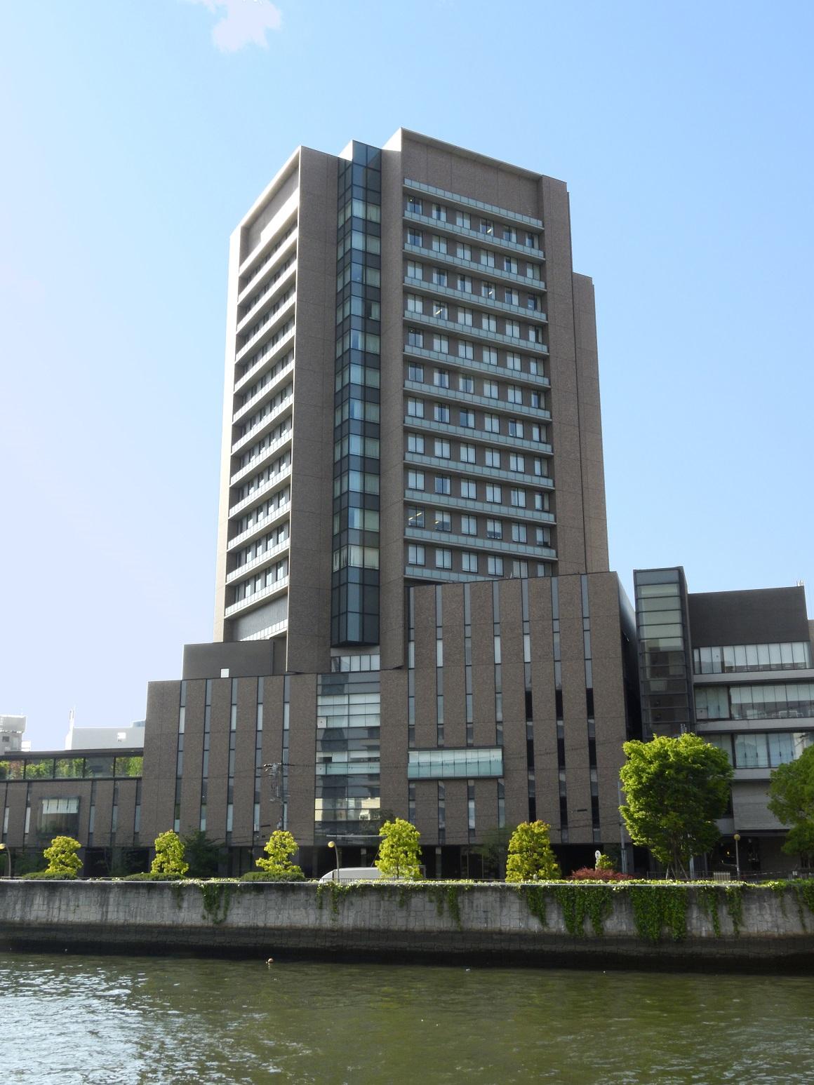 関西電力病院 - 外観