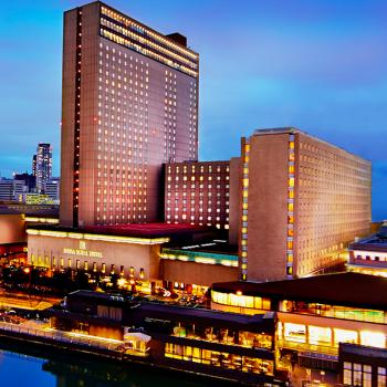 中之島・リーガロイヤルホテル大阪 - 外観